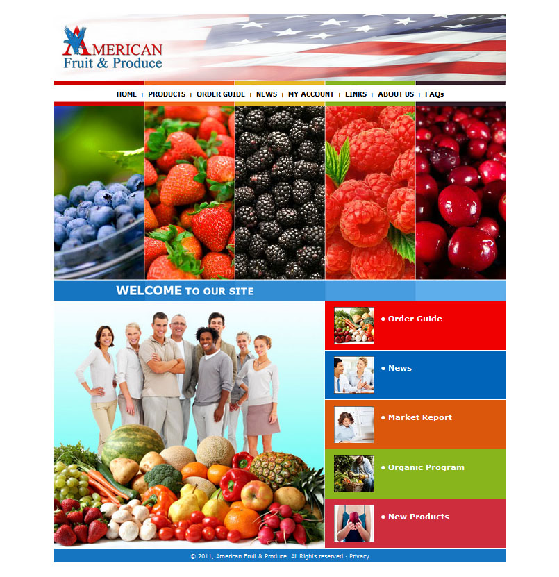 American Fruit and Produce
